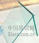 供应5+0.38PVB+5双钢夹胶玻璃