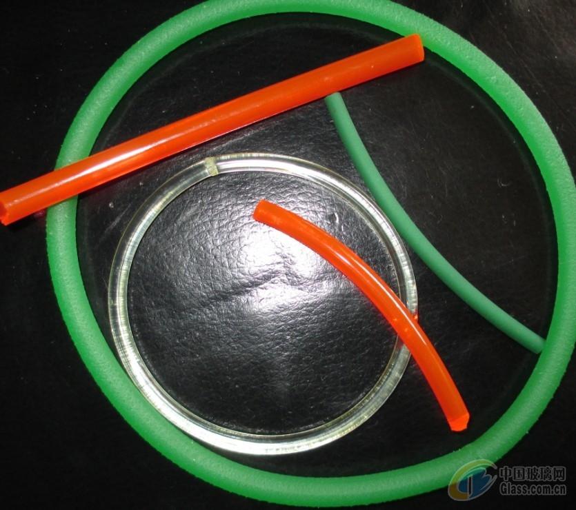 绿色 红色圆带