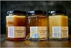 5种规格八角酱菜玻璃瓶