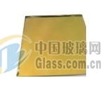 金黄镀膜玻璃