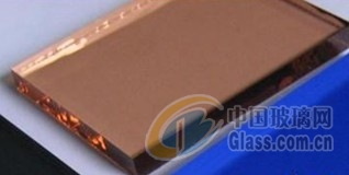 茶色镀膜玻璃