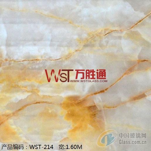 玻璃大理石纹纸彩膜