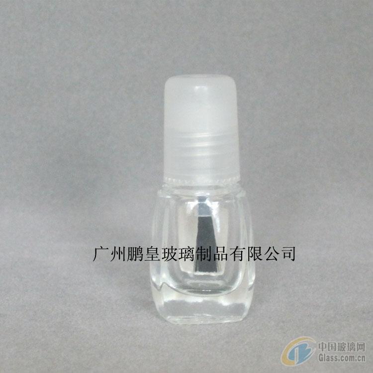 供应玻璃瓶指甲油瓶甲油胶瓶