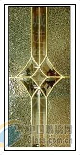 铜条玻璃,晶钦橱柜铜条玻璃