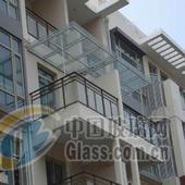 海淀区安装阳台玻璃价格