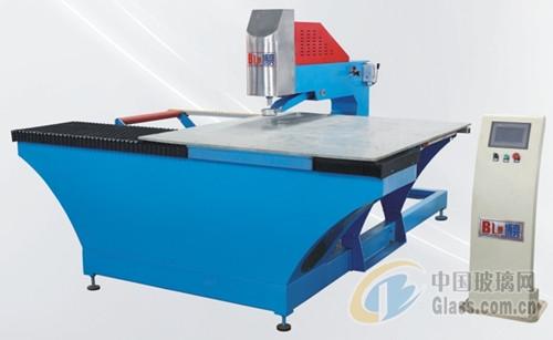 佛山博亮生产A4 汽车玻璃钻孔机