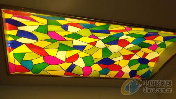 武汉明鸿艺术玻璃/教堂玻璃02