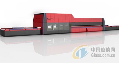 供应模弯型--弯钢化玻璃生产线系列(M