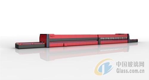 索奥斯双室型玻璃平钢化生产线供应