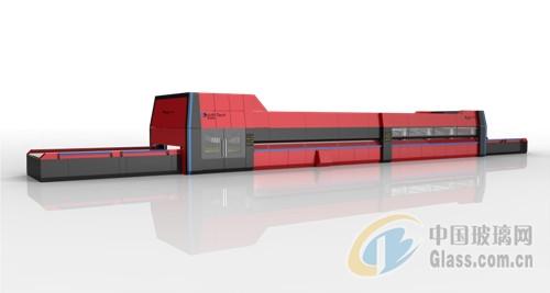 佛山索奥斯组合型:平弯玻璃钢化生产线