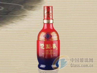 玻璃酒瓶,白酒瓶,酒类包装