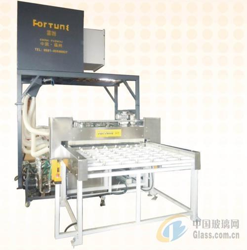太阳能光伏组件玻璃清洗机