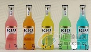 各种果酒瓶饮料瓶