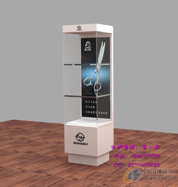 玻璃精品展示柜/艺术品单独柜