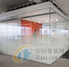 佛山骅驰渐变玻璃生产厂家直销