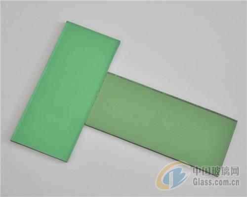 沙河海生绿镀膜玻璃生产厂家