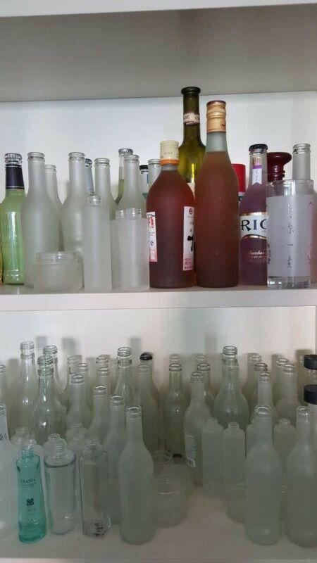 玻璃瓶蒙砂工艺--广州特美