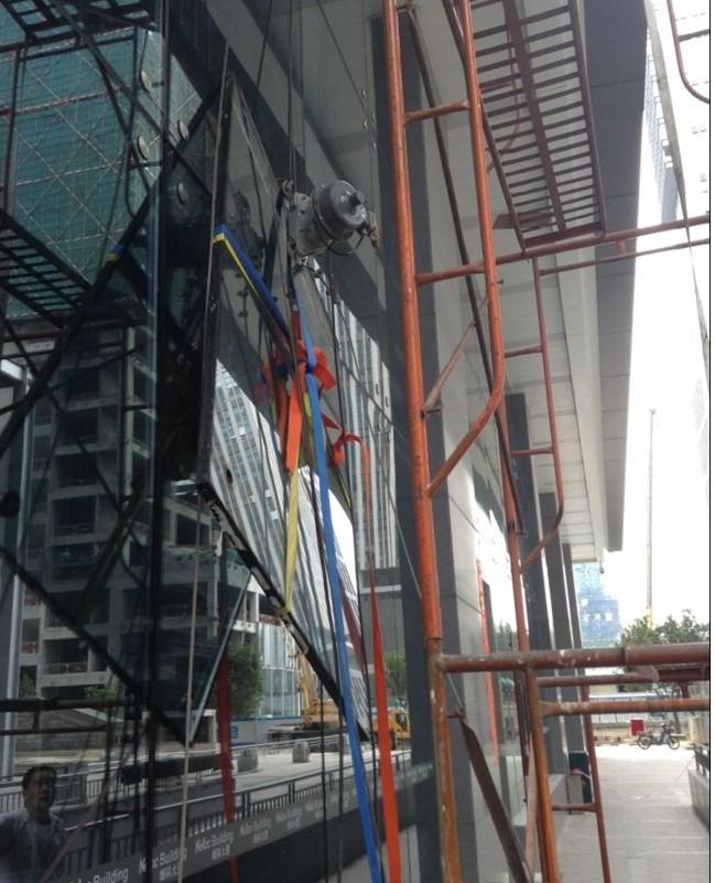 珠海玻璃幕墙安装,更换幕墙玻璃