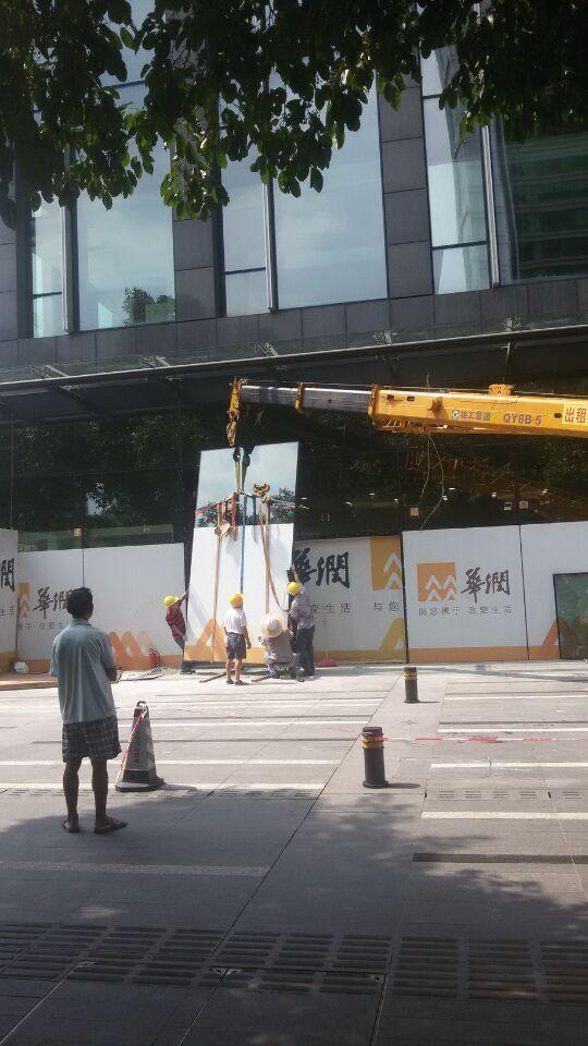 珠海玻璃 幕墙维修,更换幕墙玻璃
