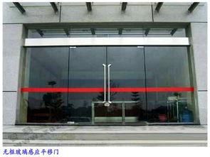 海淀区永定路安装玻璃门价格