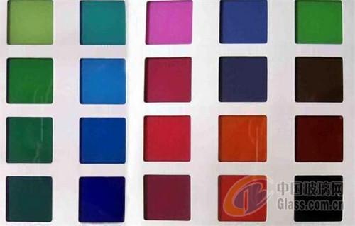 力奇油墨的多种颜色