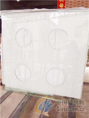 机器盖板玻璃
