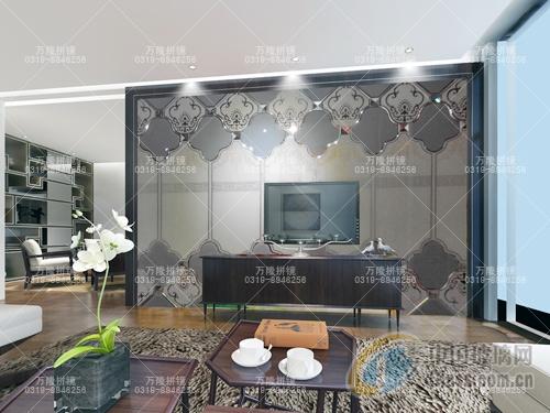 云天海阁-大量供应拼镜玻璃