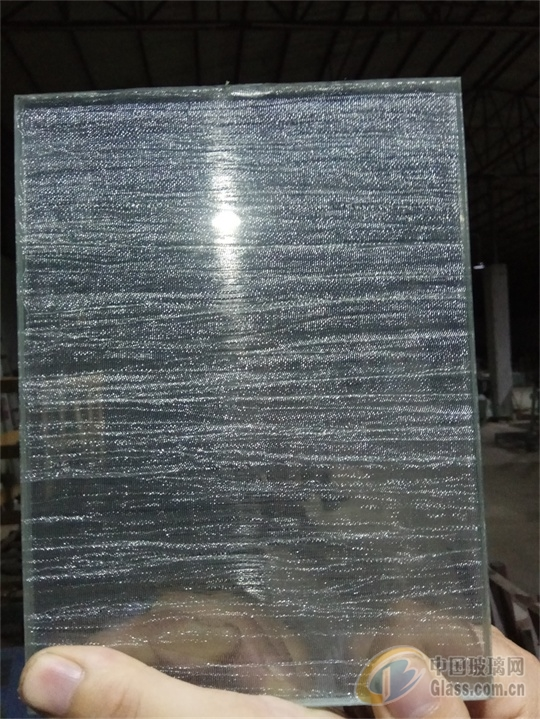夹胶夹丝玻璃
