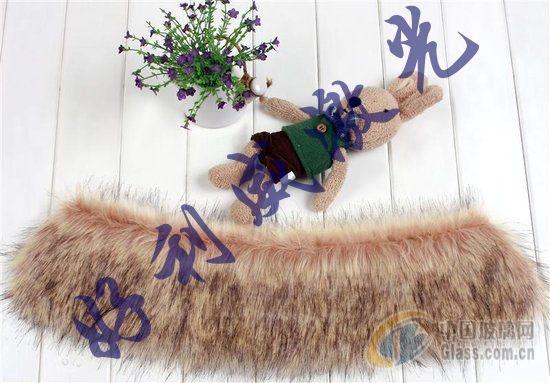 苏州人造毛,毛绒激光切割机