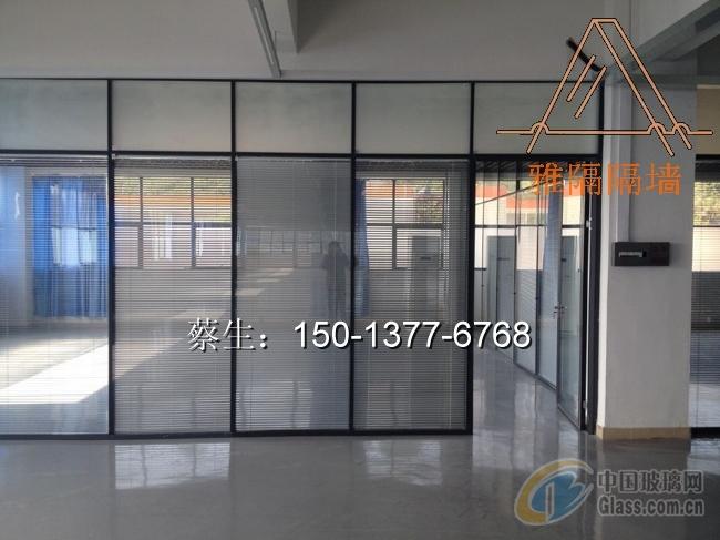 深圳双层玻璃百叶隔断厂家成批出售