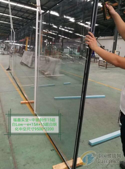 河南周口供应超白钢化中空玻璃