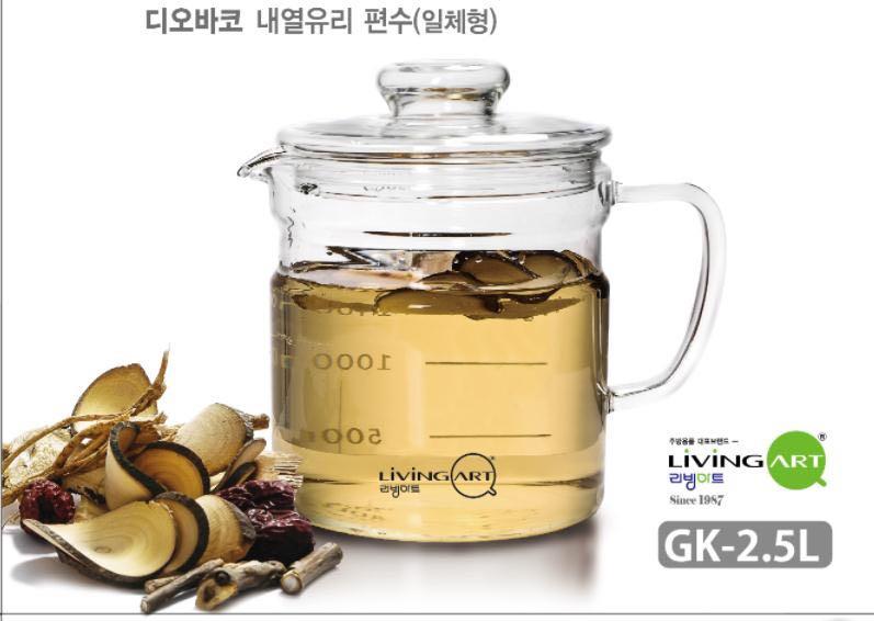 玻璃瓶咖啡壶大容量明火加热煮灵芝泡菜罐