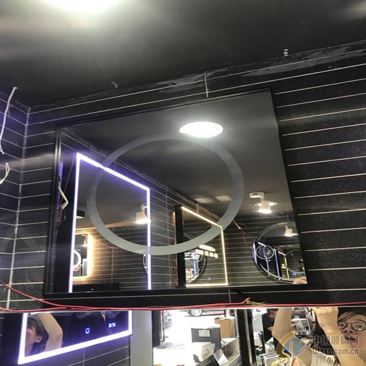 LED时尚防雾卫浴镜