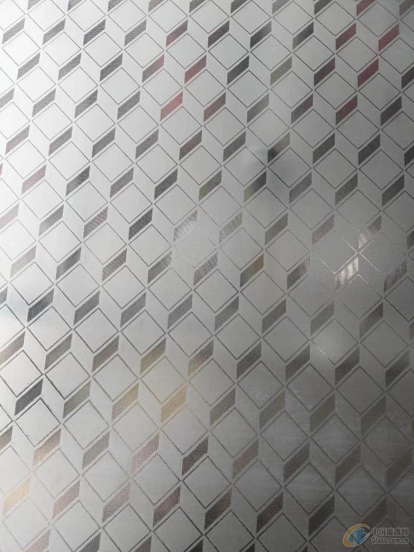 沙河辰鑫古字格玻璃