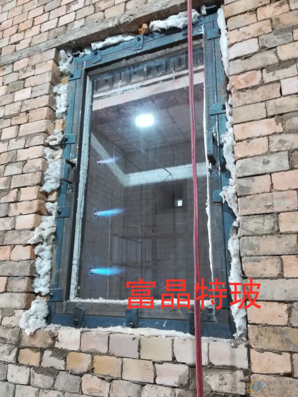 建筑用4.0单片防火玻璃