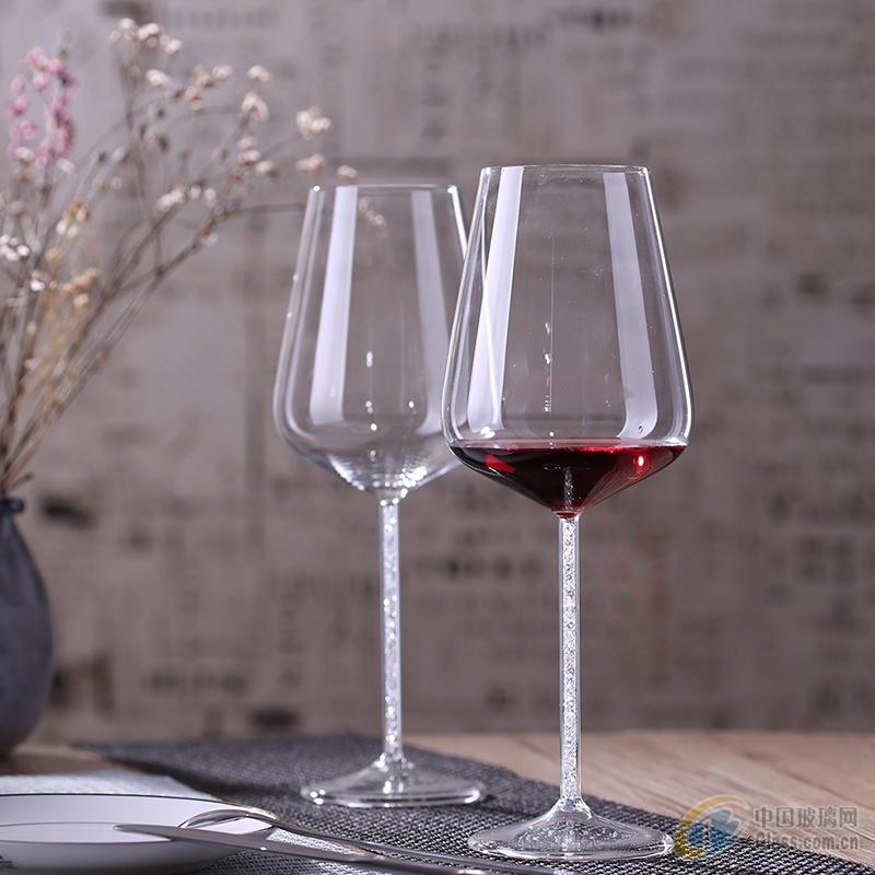 H04红酒杯高硼硅无铅酒杯