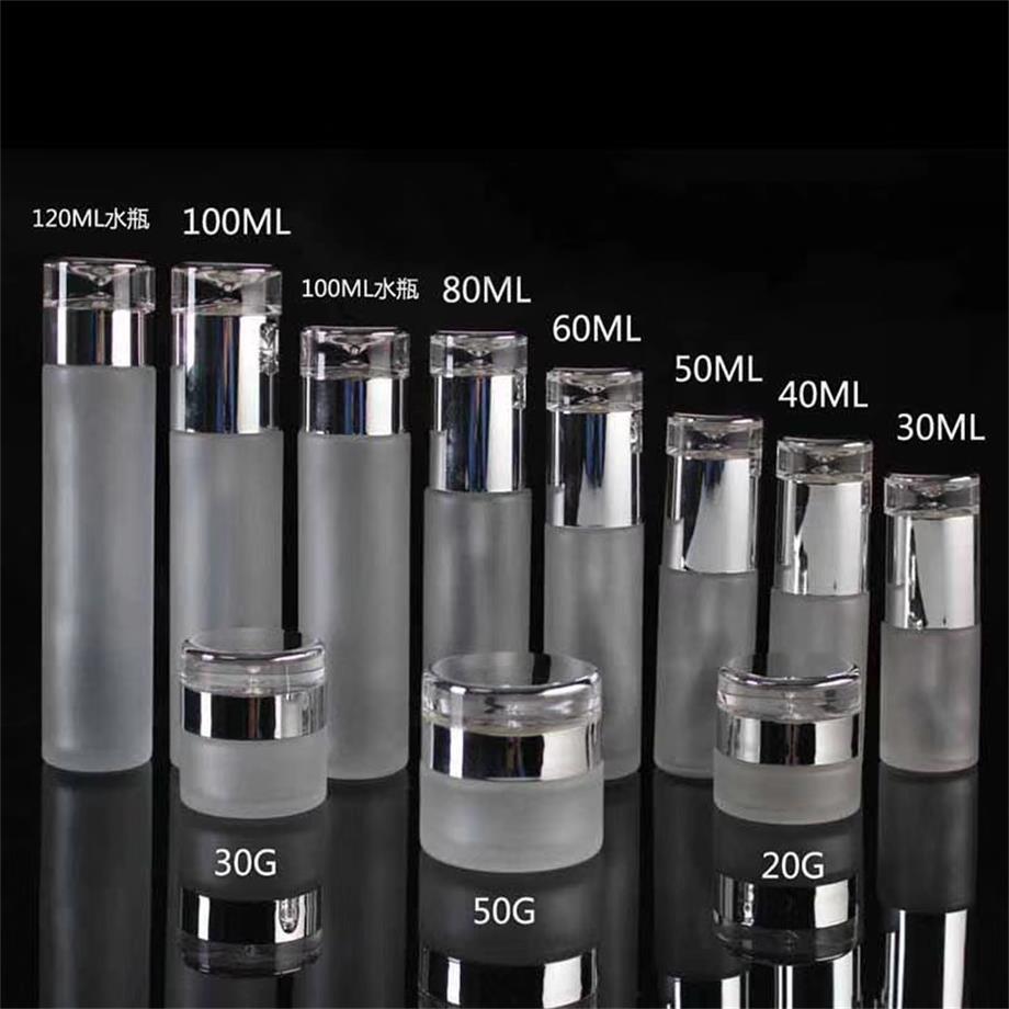 化妆品玻璃瓶生产厂家化妆品分装瓶生产厂家