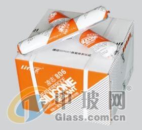 浙江供应LZ806铝板、门窗专项使用硅酮密封胶