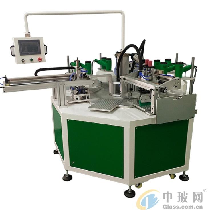 锯片丝印机锯条移印机锯片全自动丝网印刷机印刷设备