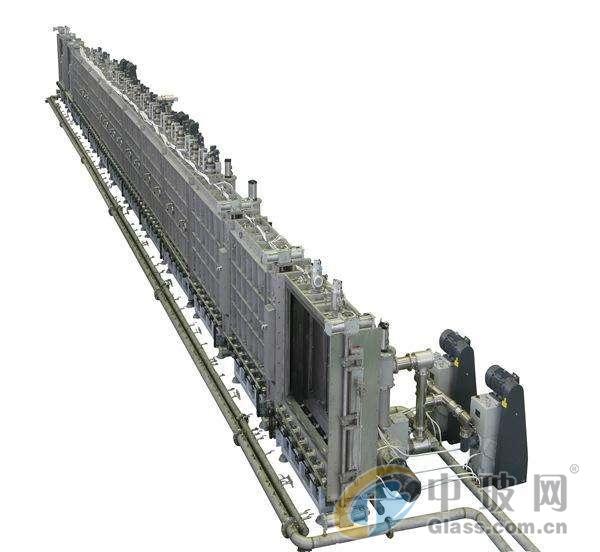 ITO导电玻璃镀膜真空磁控溅射生产线