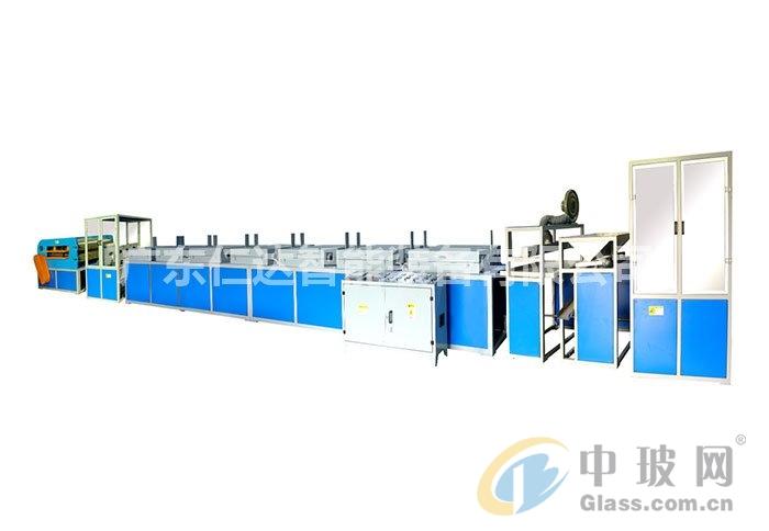 广东仁达玻璃钢缠绕生产线