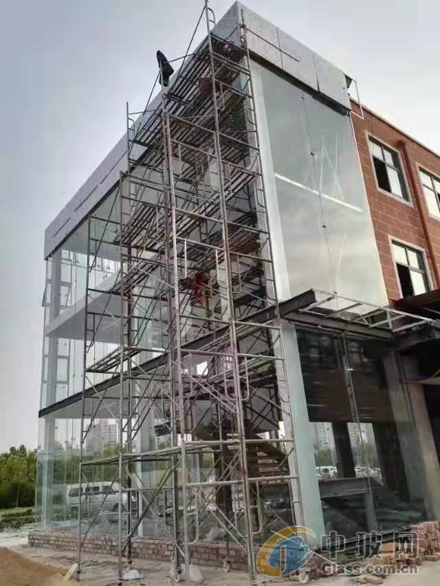 河南15毫米超白钢化玻璃6米7米8米高