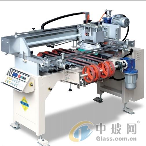 全自动玻璃丝网印刷机,丝印设备生产厂家,科越
