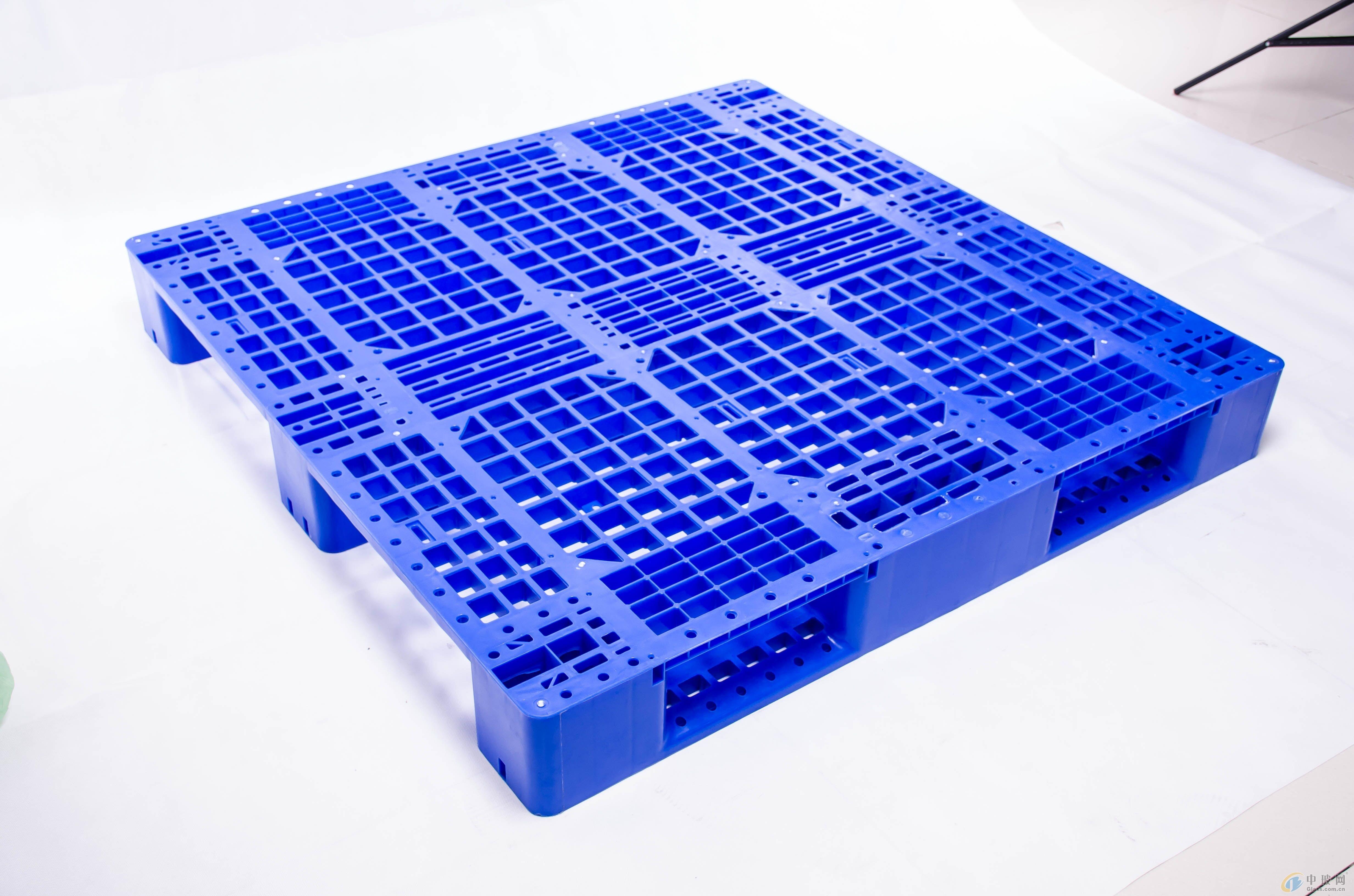 重庆塑胶托盘1212川字型玻璃制品包装托盘