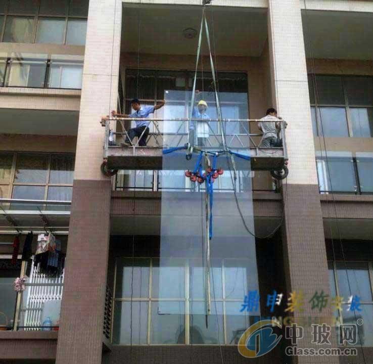 广东大玻璃安装工程