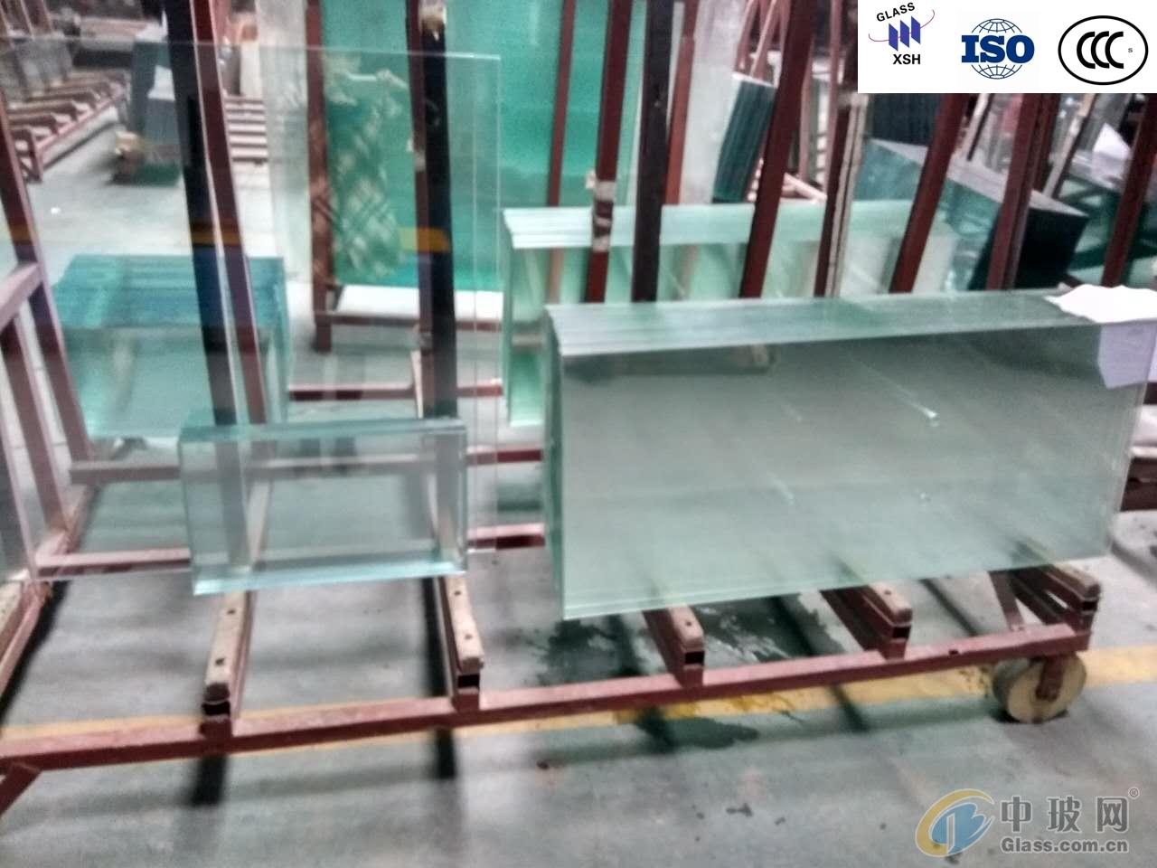 天津新盛和玻璃厂钢化玻璃定制加工办公室