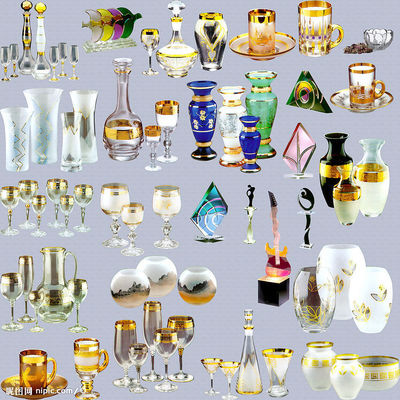 玻璃的种类-化学玻璃器皿的种类  实验室常用玻璃器皿的生产方式