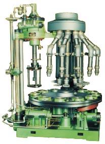 PG-12M型自动气动压杯机