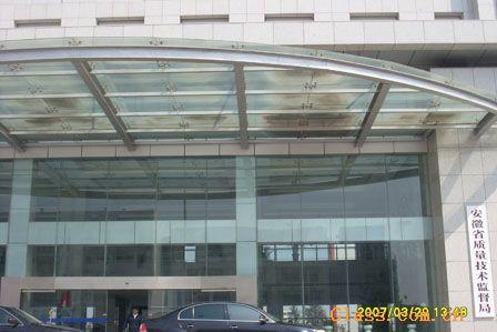 供应超长超厚钢化玻璃
