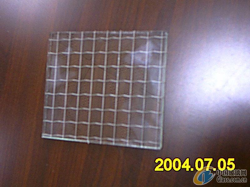 供应夹丝玻璃